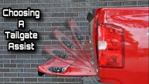 How-To: Add a tailgate drop assist to your truck